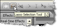 Adobe Audition 2.0 SelectionTools