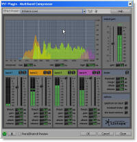 Adobe Audition 2.0 Multiband Compressor