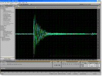 Adobe Audition 2.0 Sound Editor screenshot