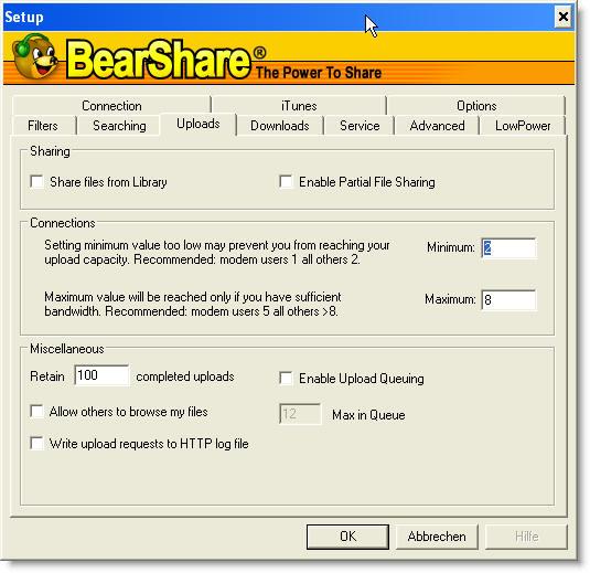 bearshare pro 5.2.1
