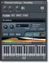Fruity Loops FL Studio 6 Beepmap Generator