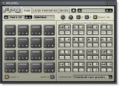 Fruity Loops FL Studio 6 FPC Drums beat generator