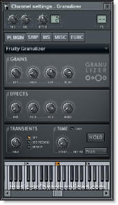 Fruity Loops FL Studio 6 Loops Granulizer