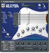 Fruity Loops FL Studio 6 Slayer virtual guitar player