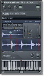 Fruity Loops FL Studio 6 Loops Slicer