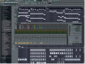 Fruity Loops FL Studio 6 - click to enlarge