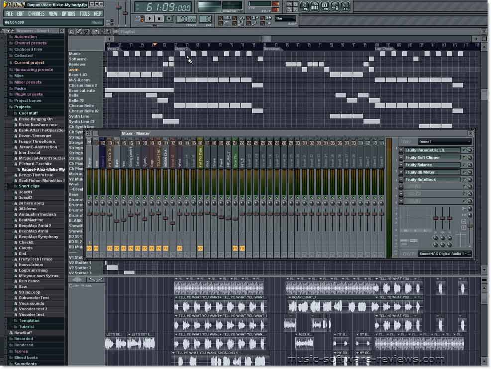 picture FL Studio 10.0.9 2