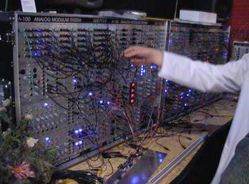 Musikmesse Frankfurt Doepfer modular system