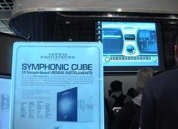 Musikmesse Frankfurt Vienna Instruments Symphonic Cube