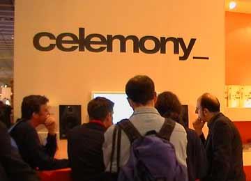 Musikmesse Frankfurt 2006 Celemony booth